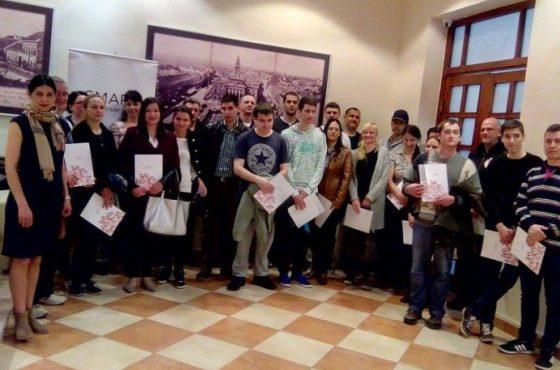 Незапосленим Новосађанима додељени сертификати из програмирања