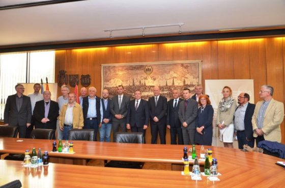 Делегација Берзенбрика у посети Скупштини града