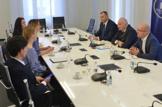 Одржан састанак делегација Новог Сада и Украјинског Града Лавова