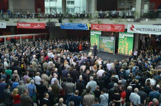 Отворен 84. међународни пољопрвиредни сајам