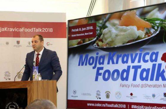 ОТВОРЕНА КОНФЕРЕНЦИЈА ,,FOOD TALK 2018″