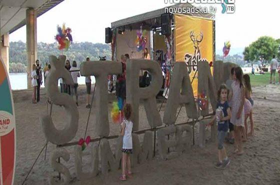 Отворен фестивал Штранд Фест